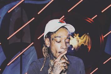 "Wiz Khalifa Reveals Artwork & Tracklist For ""Cabin Fever 3"""