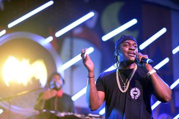 """Pusha T On Future: """"He Will Go Down In History As A G.O.A.T."""""""