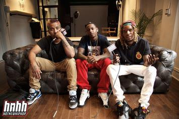 P-Dice Calls Out The Remy Boyz & Shows Up At Fetty Wap's House