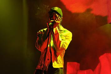 "Travis Scott Shuts Down Rumors He's Behind ""ANTI"" Delay"