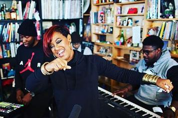 "Rapsody ""Tiny Desk Concert"" Video"