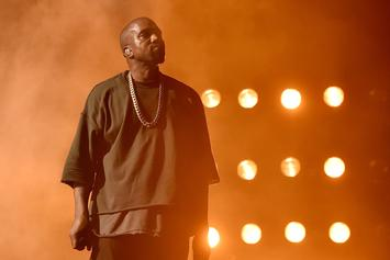 "Kanye West Announces Release Date For ""Swish"""