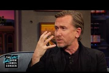 Actor Tim Roth Recorded With Tupac Shakur At Death Row Records