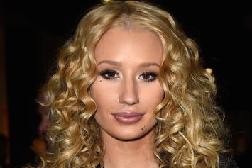 "Iggy Azalea Says Label ""Doesn't Wanna See Me Shine"""