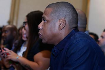 Jay Z Sued For $18 Million Over Failed Cologne Venture