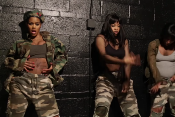 """Teyana Taylor """"Touch Me (Interlude)"""" Video"""