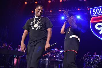 TDE President Dave Free Responds To Jay Electronica's Kendrick Diss, Jay Claps Backs
