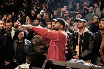 """Kanye West Shared The Entire List Of Credits For """"The Life Of Pablo"""""""