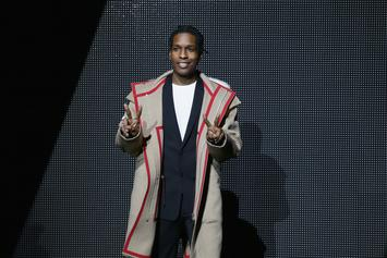 ASAP Rocky Sheds Light On New Zealand Elevator Incident