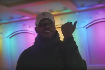 "Quentin Miller ""Potential"" Video"