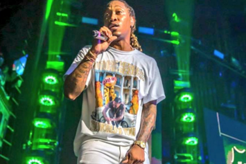 See Awesome Vintage T-Shirts From Future's Pop-Up Shop In L.A.
