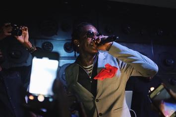 "Young Thug Reveals Release Date For ""Slime Season 3"""