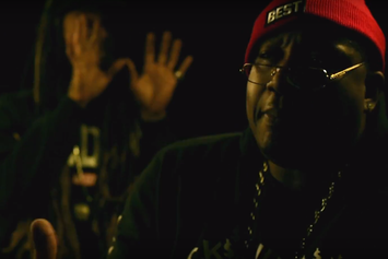 "E-40 Feat. Cousin Fik, Turf Talk ""It's The First"" Video"