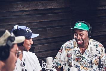 Tyler, The Creator, Justin Timberlake & Chad Hugo Are On Pharrell's OTHERtone Radio