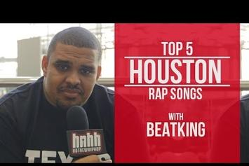 BeatKing Lists His Top 5 Houston Rap Songs & Food Spots