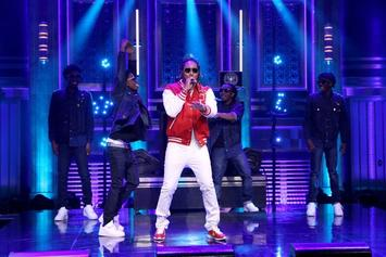 "Future Performs ""Wicked"" On Jimmy Fallon"