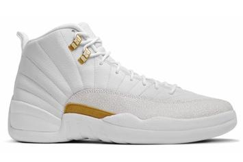"""OVO Air Jordan 12 """"White"""" Rumored To Release This Summer"""