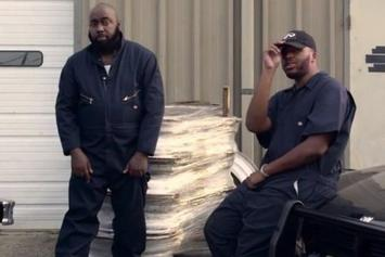 "Trae Tha Truth Feat. Quentin Miller ""Takers"" Video"