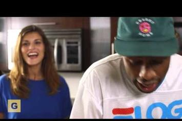 Tyler, The Creator Teaches You How To Make The Best Waffles