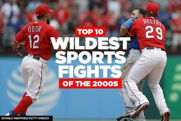 Top 10 Wildest Sports Fights Of The 2000s