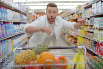 """Justin Timberlake """"Can't Stop The Feeling"""" Video"""