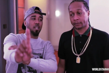 "DJ Quik & Problem ""New Nite"" Video"
