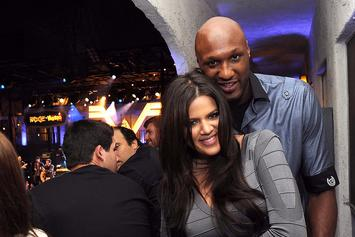 Khloe Kardashian Files For Divorce From Lamar Odom For The Second Time