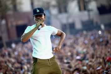 "Chance The Rapper's ""Coloring Book"" Is Now Available Across All Streaming Platforms"