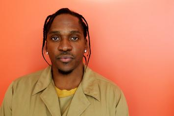 Pusha T Announces New Single With Jay Z Dropping Tonight