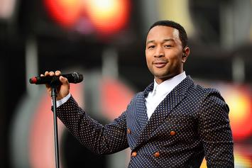 John Legend To Sing The National Anthem For Game 1 Of NBA Finals