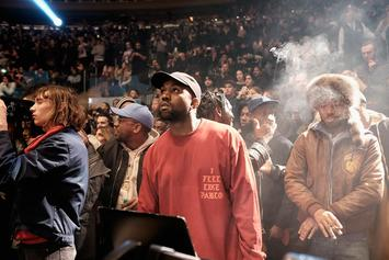 "Kanye West Announces ""The Saint Pablo"" Tour Dates"