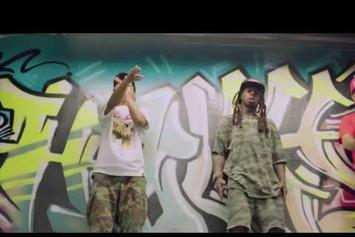 "Lil Wayne ""Skate It Off"" Video"