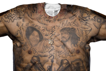 Those JR Smith Tattoo T-Shirts Are Really Releasing