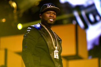 50 Cent Arrested For Cursing On Stage In Saint Kitts