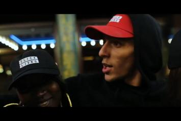 "Khleo Thomas Feat. Chris Batson ""Intro"" Video"