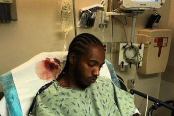 Love & Hip-Hop Atlanta Rapper Sas Gets Shot In The Head