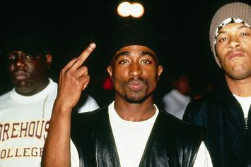 "Tupac Biopic Reportedly Delayed Due To Conflict Over ""Ambitionz Az A Ridah"""