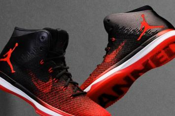 Jordan Brand Officially Unveils The Air Jordan 31