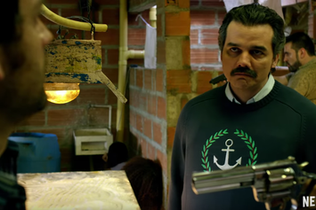 The Narcos Season 2 Trailer Has Arrived