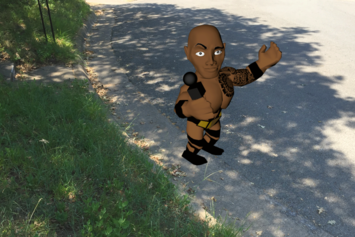 "Dwyane ""The Rock"" Johnson Has Been Transformed Into A Trash-Talking Pokemon"