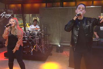 "G-Eazy Performs ""Me, Myself & I"" Live On The Today Show"