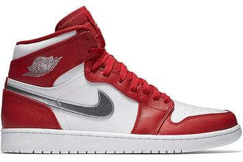 "Release Date Announced For The New ""Silver Medal"" Air Jordan 1 Retro High"