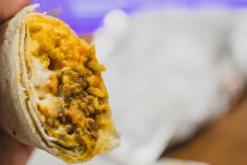 "Taco Bell Is Going To Start Testing A New ""Cheetos Burrito"""