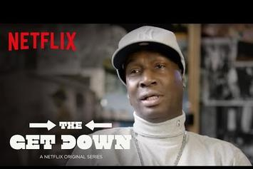 "Grandmaster Flash Previews Netflix's ""The Get Down"" In Featurette"