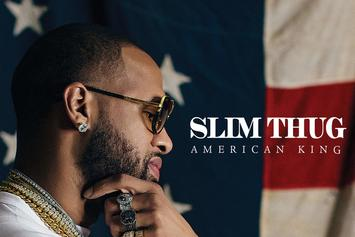 "Stream Slim Thug's ""Hogg Life Vol. 4: American King"""