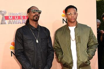 Snoop Dogg's Son, Cordell Broadus Quits UCLA's Football Team, Again