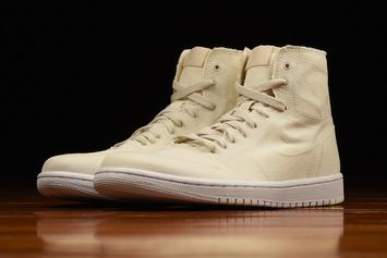 Jordan Brand Is Releasing This Chuck Taylor Looking Air Jordan 1