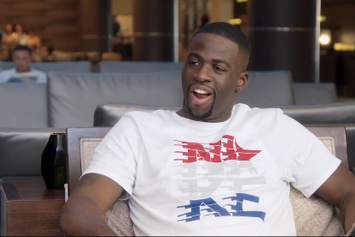 Draymond Green Stars Alongside Horace Grant In Hilarious New Foot Locker Commercial