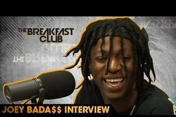 Joey Bada$$ On The Breakfast Club