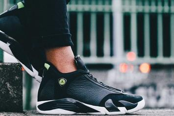 """Indiglo"" Air Jordan XIV Returns Tomorrow After A 17 Year Hiatus"